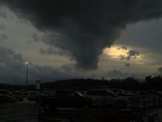 Southwestern Nc Tornado Coverage Wataugaonline Com