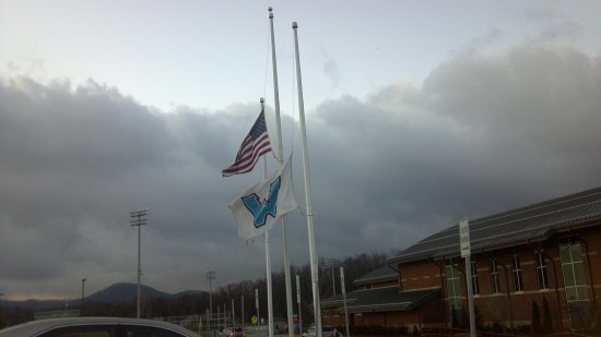 WHS Flags