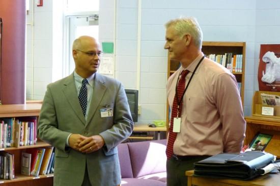 Dr K & Mr. Cone