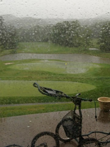 June 13 - Boone Golf Course. Photo:Mike Jones