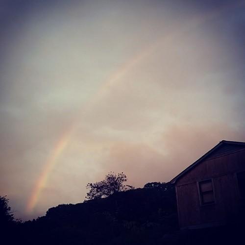 July 31_ rainbow_ Brittney Rook