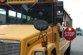 School Bus Drivers Using New Hand Signals to Improve Safety