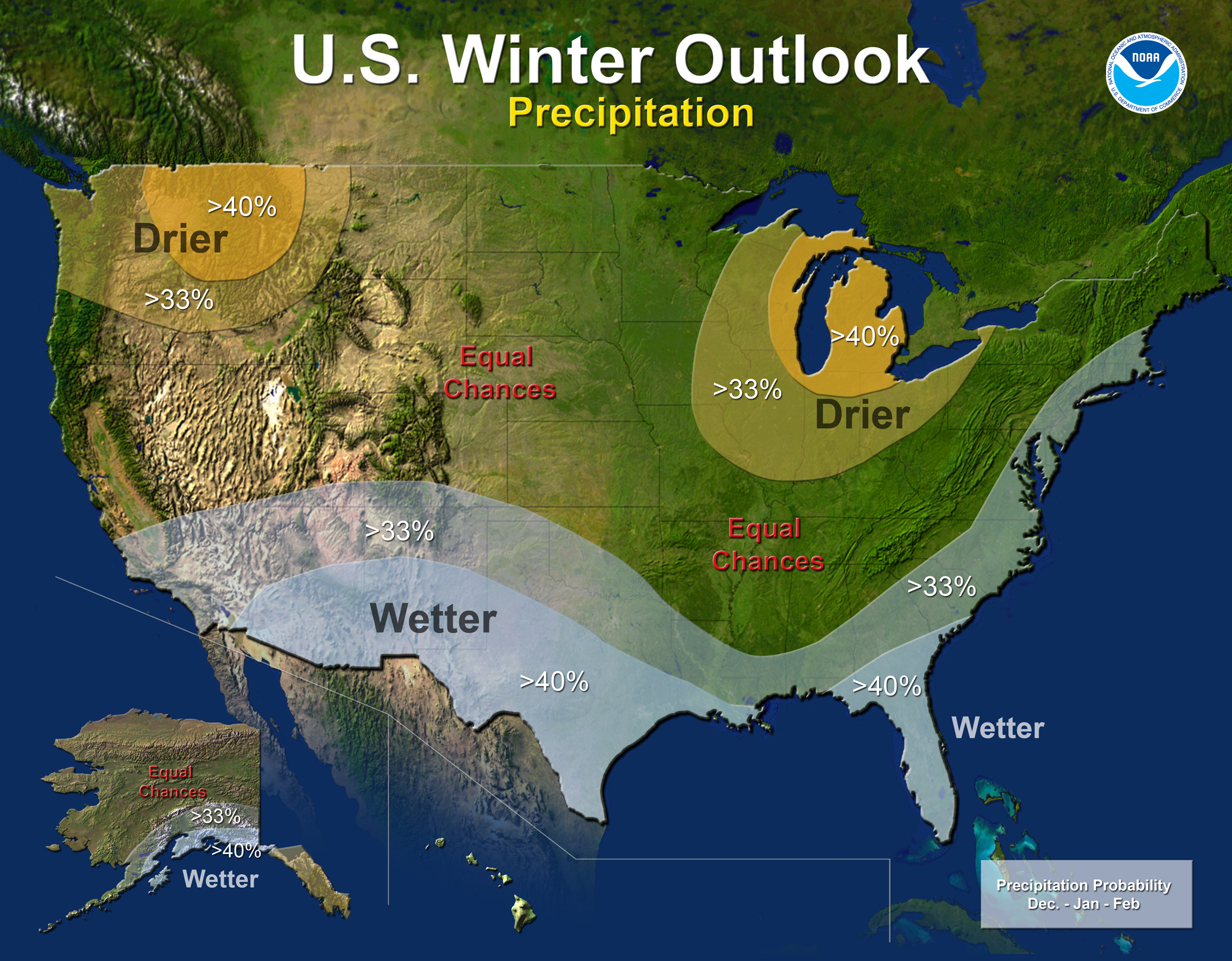 Noaa 2014 15 Winter Weather Outlook