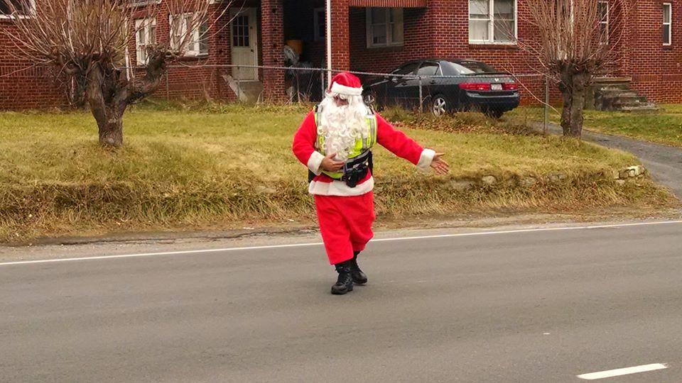 Boone PD Santa2
