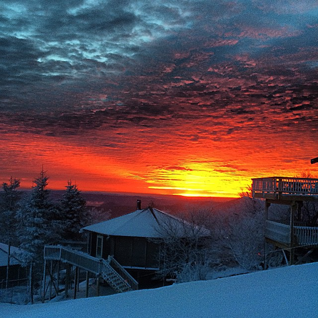 Dec 31_Beech Mountain Ski Resort