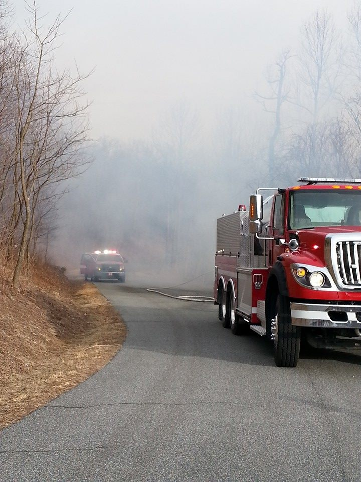 Ivy Ridge Road Fire5_Sheron Hagelston