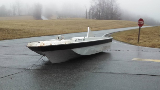Parkway boat_March 13_Karen Rayner
