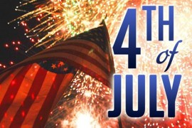 Local Sheriff Offers Tips For A Safe July 4th Weekend