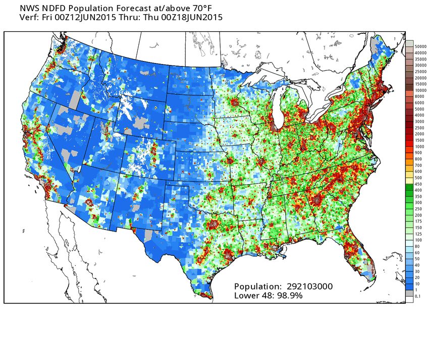 WeatherBell Map 2