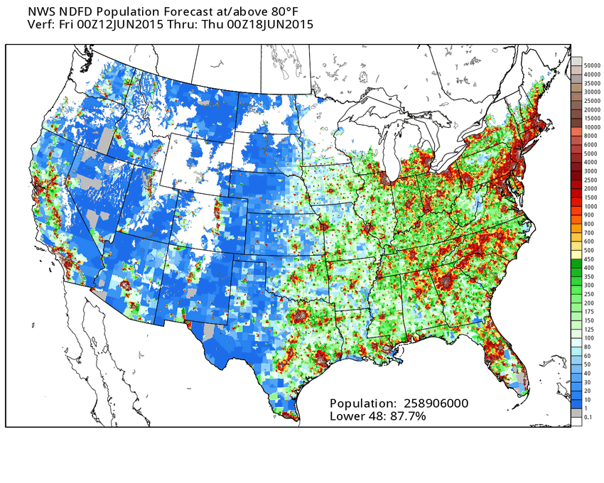 WeatherBell Map 3
