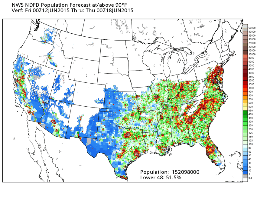 WeatherBell Map 4
