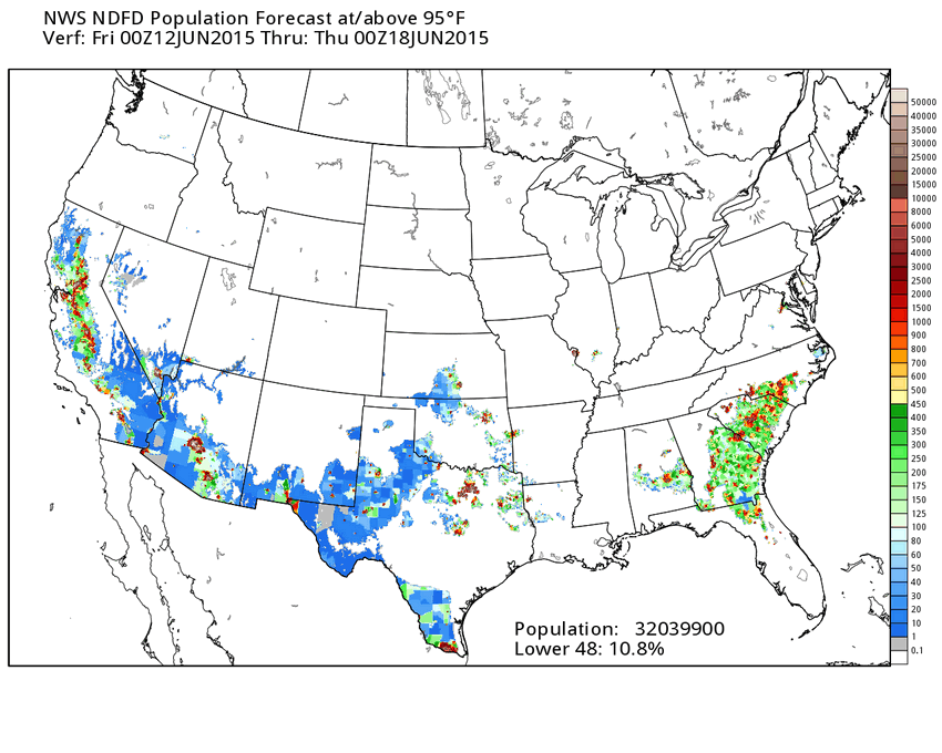 WeatherBell Map 5