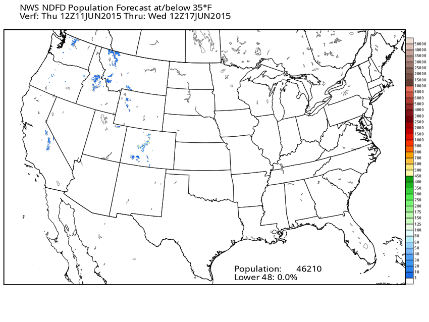 WeatherBell Map 8