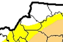 Watauga County Recovering From Abnormally Dry Conditions, Avery Still Considered Abnormally Dry
