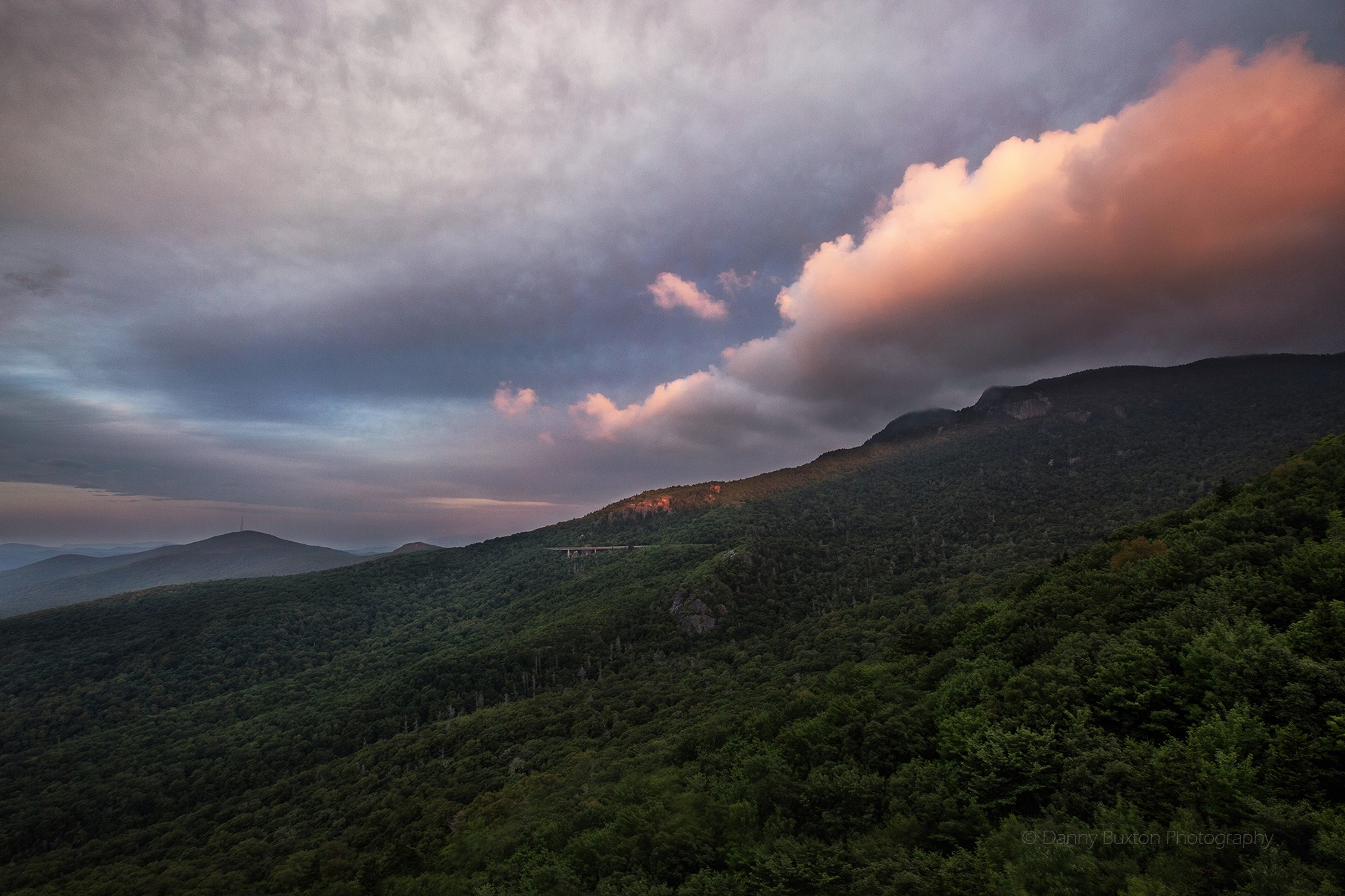 July 18_Grandfather Mtn_Danny Buxton Photography