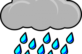 Wednesday Rainfall Totals Top The Month