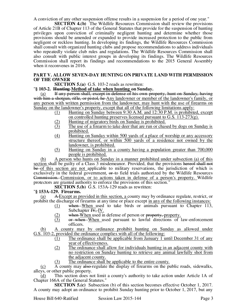 H640v7 Sunday Hunting signed into law_003
