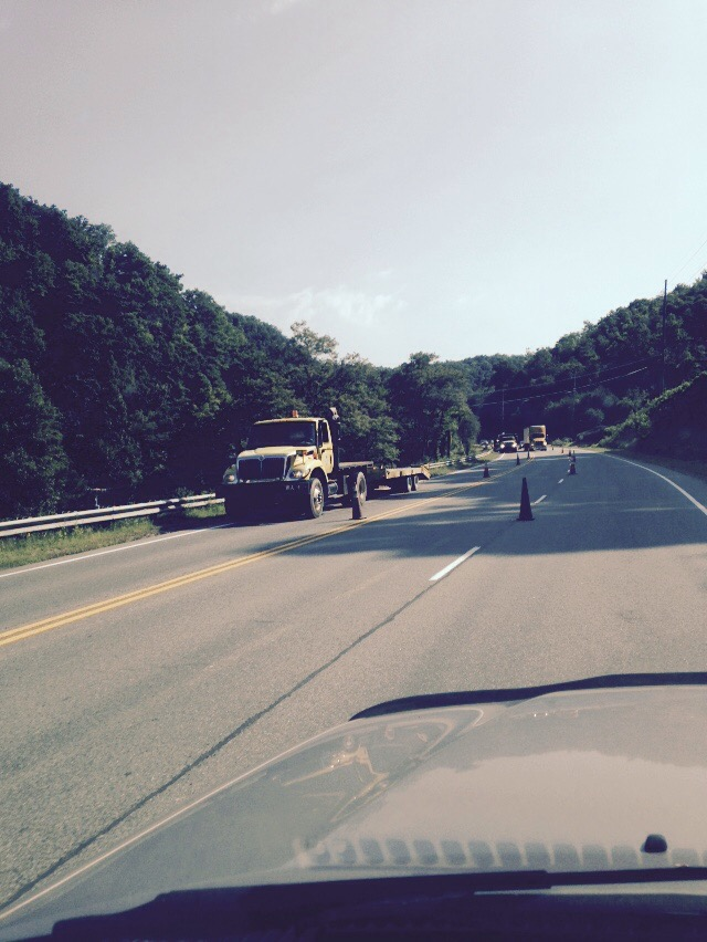 August 24-28, 2015 Traffic Reports/Conditions