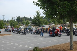 Deputy William Mast Memorial Ride 2015 Riders Roll Out Over The Weekend