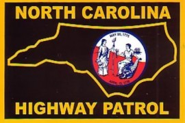 North Carolina Highway Patrol Participates In N.C. Interstate Challenge Campaign
