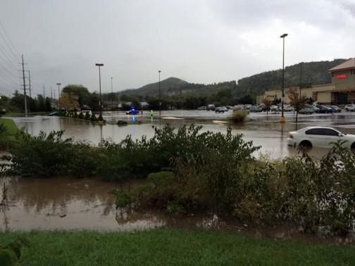 Boone Mall parking lot_September 30_Jeremy Bertrand