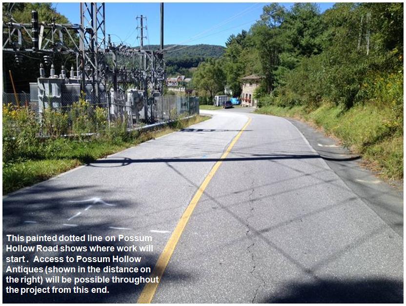 Possum Hollow Road Closure5