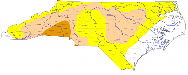 drought conditions Sept 15 2015