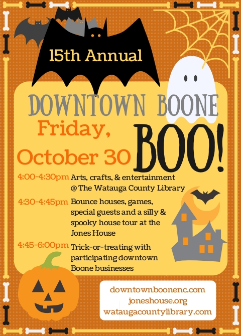 Boo Poster 2015