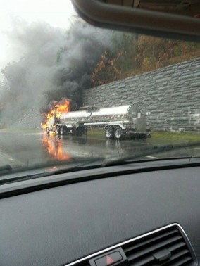 Oct 27 tractor trailer fire_Jason Church
