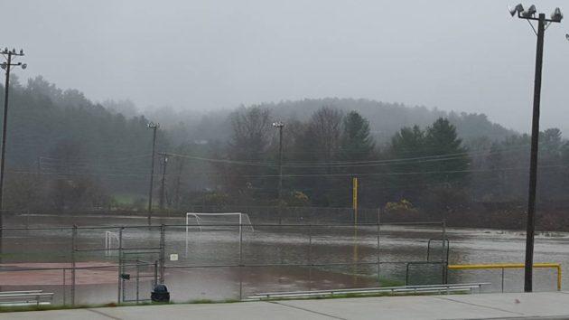 Nov 9 ball fields