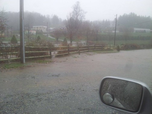 Nov 9 flooding Tweetsie_ Ben Harmon