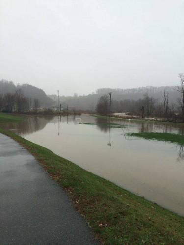 Monday November 9, 2015 Flood Photos