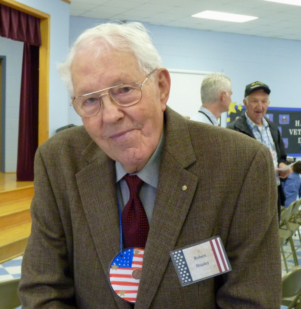 Cove Creek School Honors Veterans