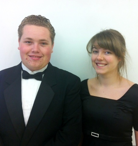 Students at WHS &  Parkway Win Music Honors