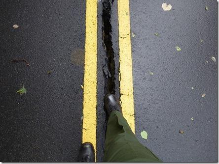 Parkway crack2