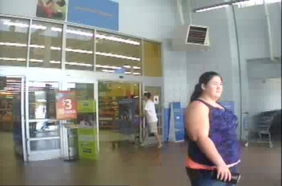 Female Suspect #1