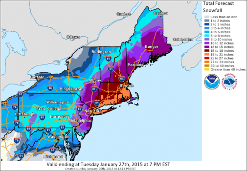 Snowtotal_NortheastUS Jan 2015