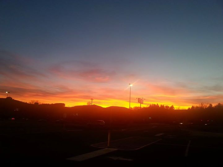 Sunset March 16 Heather Jordan