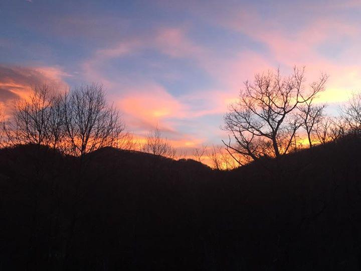 Sunset March 16 Megan Hodges