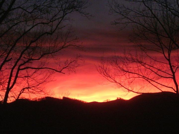 Sunset March 16 Sharon Reece