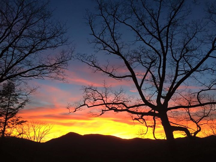 Sunset March 16 Stephen Taylor