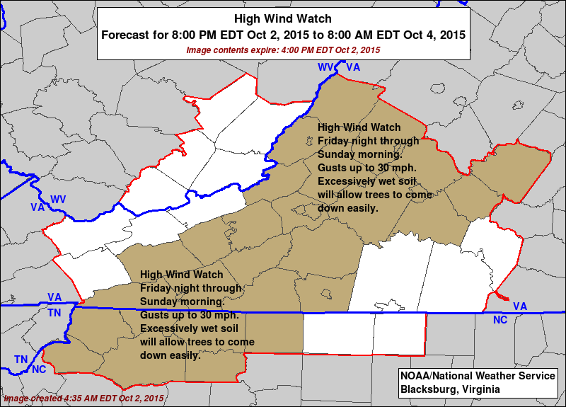 oct 2 high wind watch
