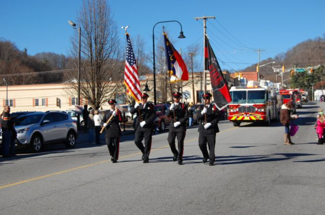 Boone Christmas Parade 2019 Sights & Sounds Of The 2015 Boone Christmas Parade   WataugaOnline.com